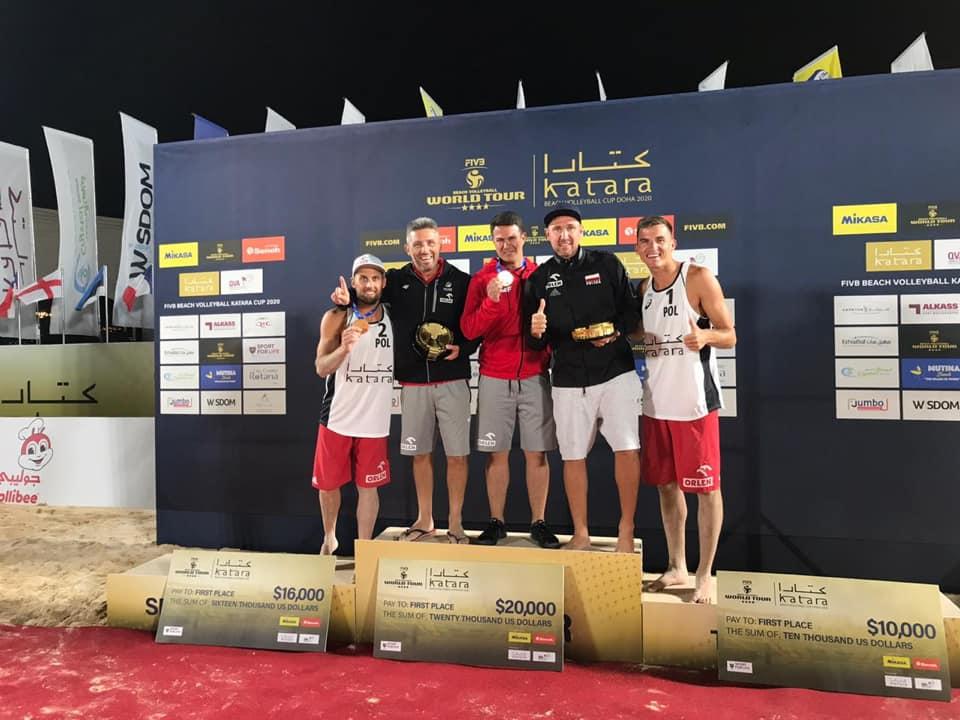 Olbrzymi sukces zawodnika z Andrychowa na międzynarodowym turnieju w Katarze