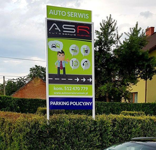 Bezpłatna usługa ozonowania samochodu dla klientów Auto Serwis Rusinek