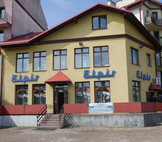 KOMUNIKAT. Hurtownia Elpir w Andrychowie