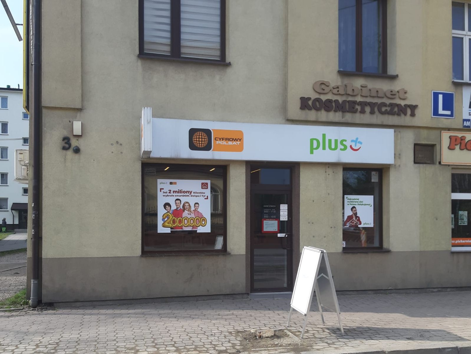 Salon Cyfrowego Polsatu i Plusa w Wadowicach. Komunikat