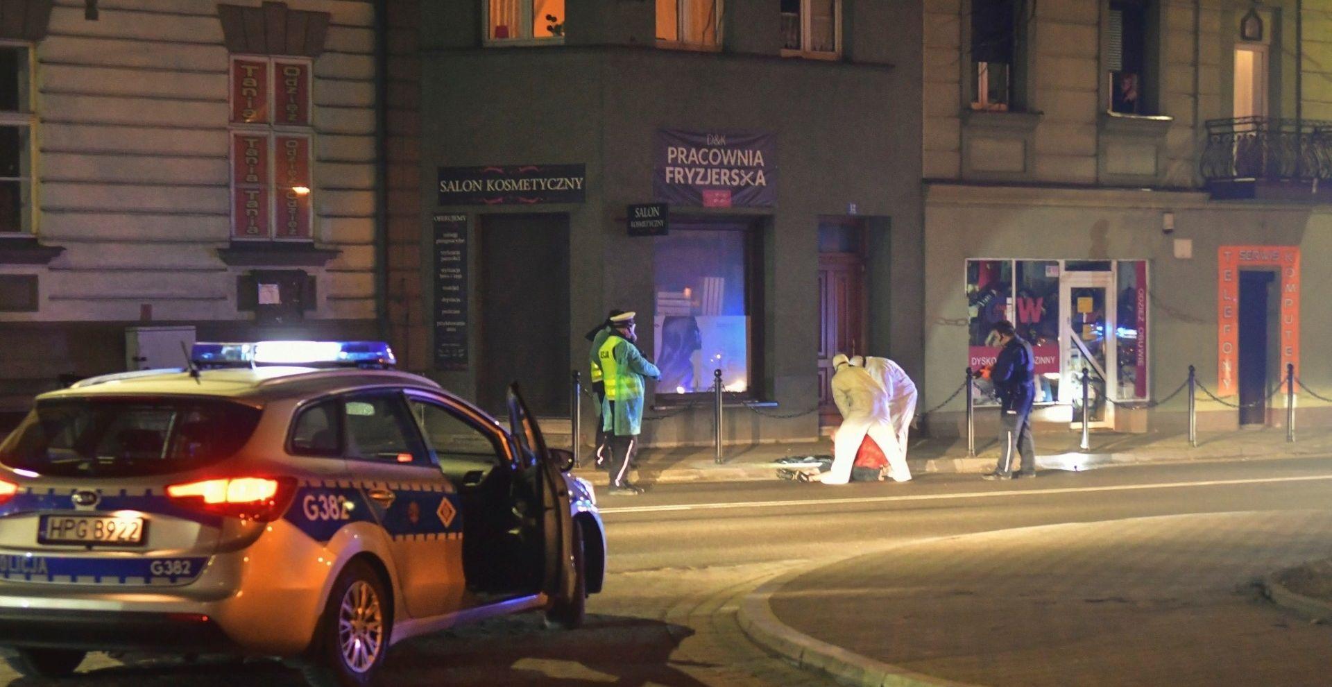 Akcja policji. Zatrzymano mężczyznę, który uciekł z kwarantanny [AKTUALIZACJA]