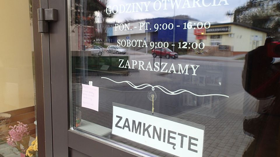 Przedsiębiorcy z Andrychowa apelują do samorządowców o pomoc