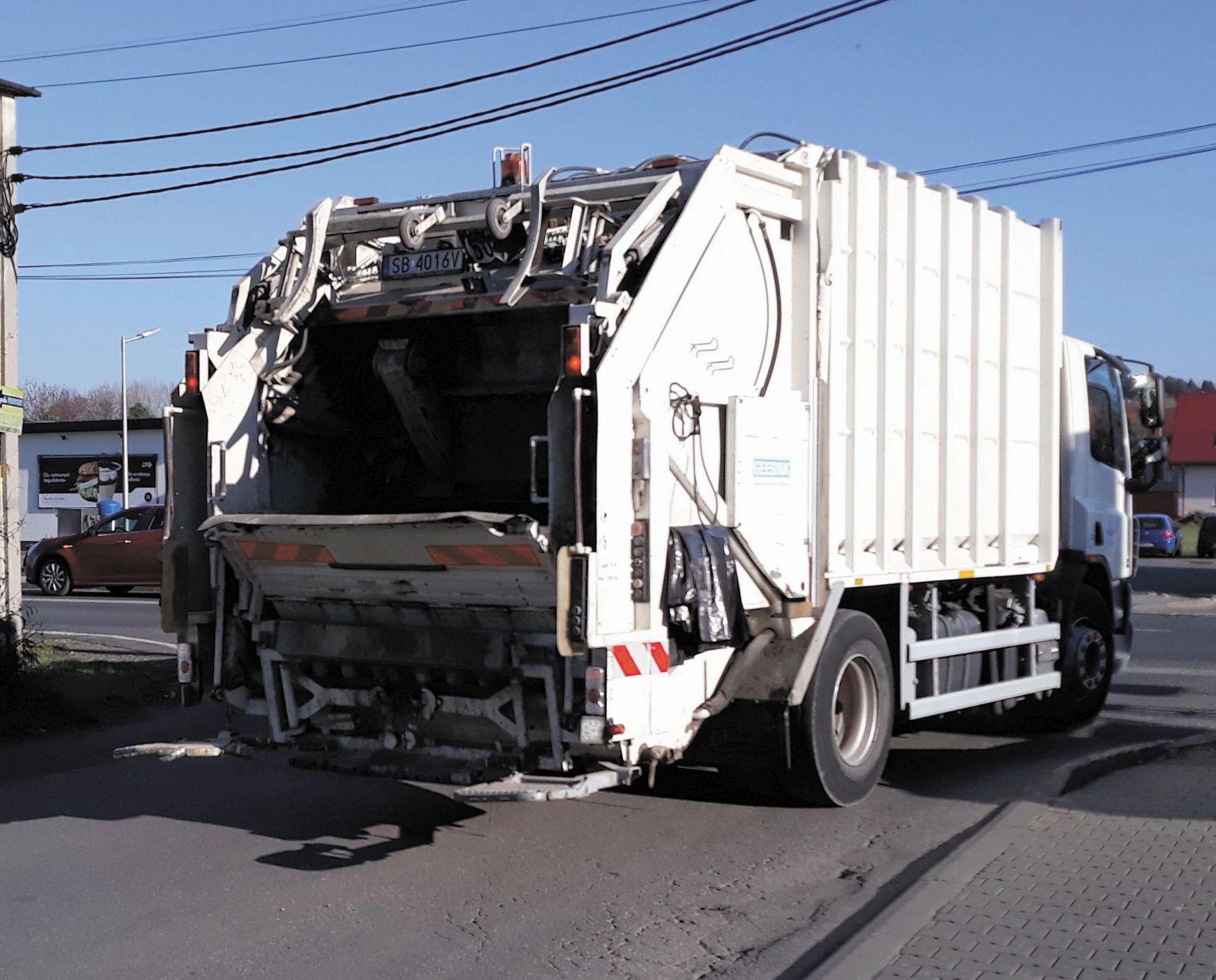 Od kwietnia wywiozą częściej śmieci