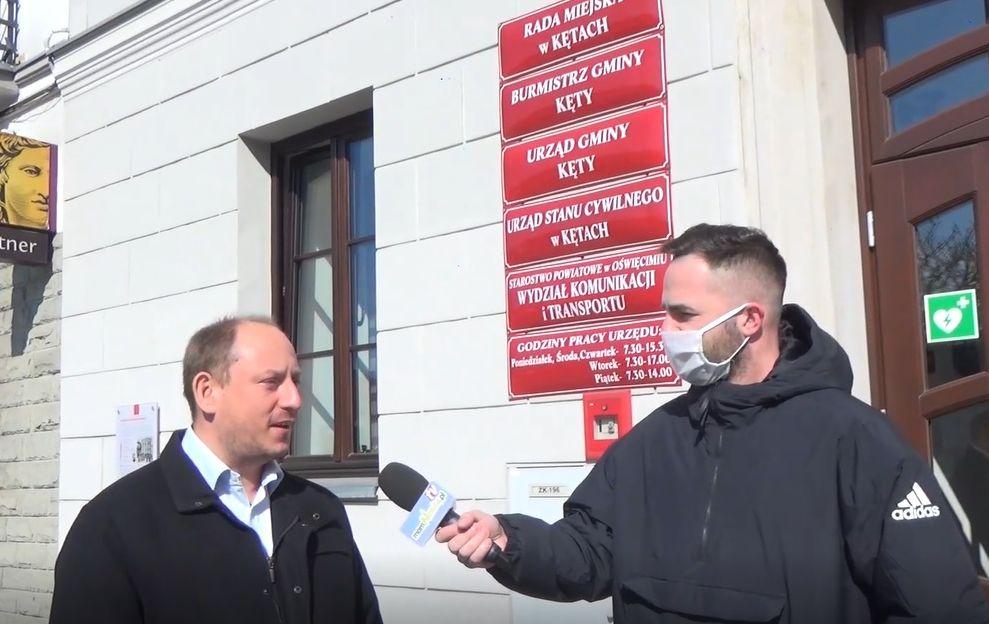 Burmistrz, który postawił się politykowi PiS