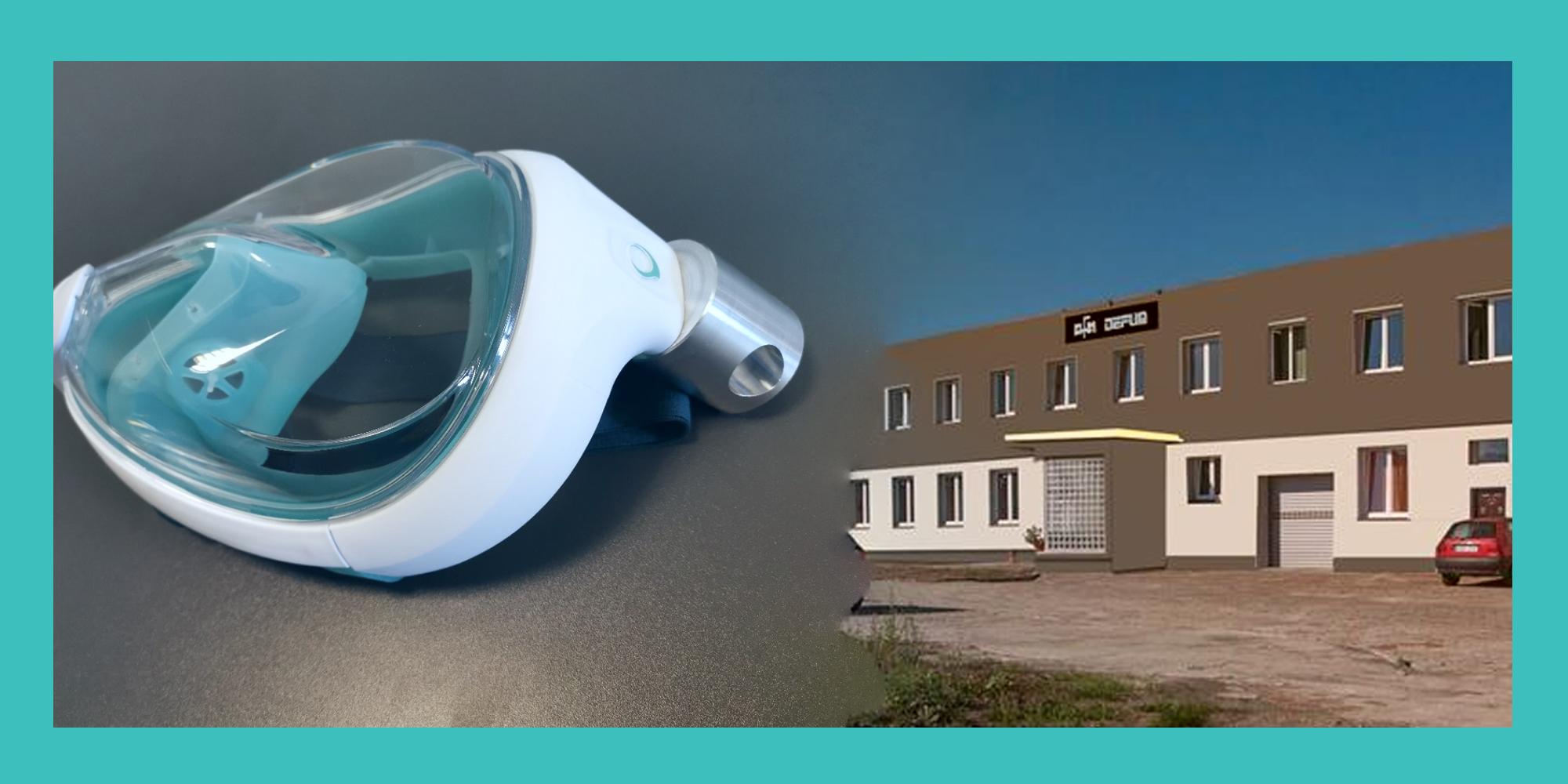 Andrychowska Fabryka Maszyn ruszyła z produkcją dla służby zdrowia