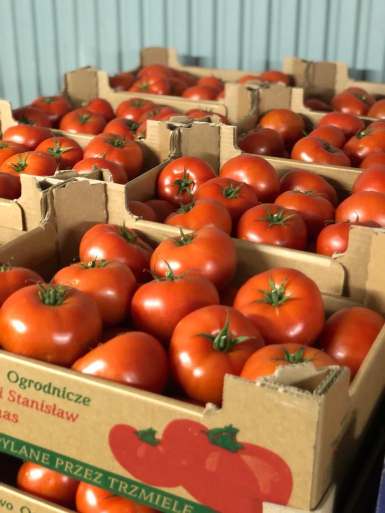 Świeże warzywa i owoce zawsze w hurtowni OWOC w Andrychowie