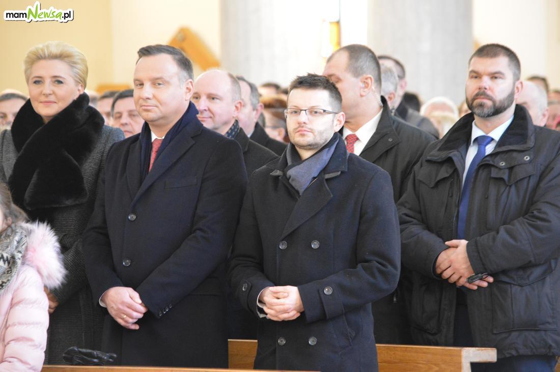 Prezydent Andrzej Duda będzie w niedzielę w Wadowicach
