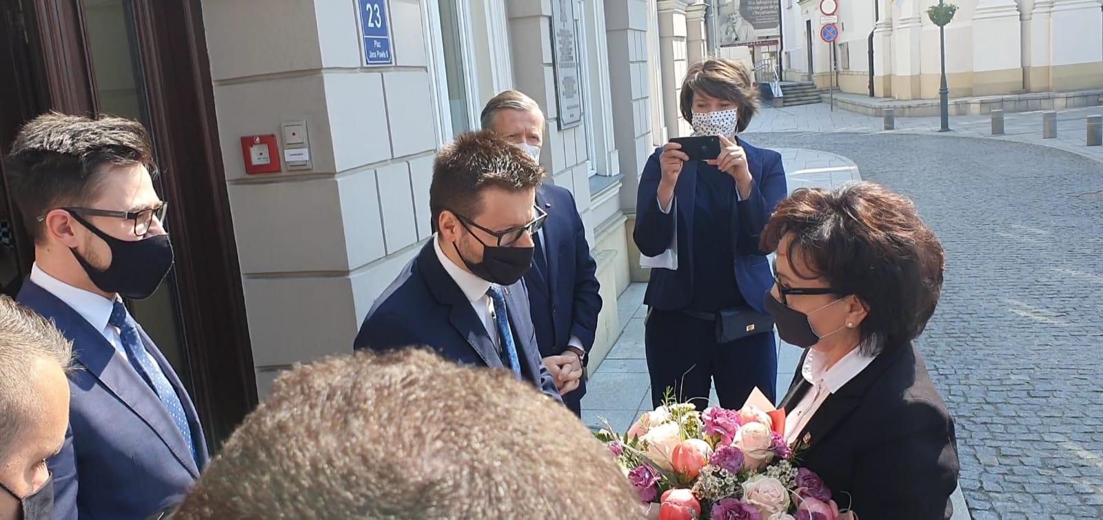 Niedzielne obchody setnej rocznicy urodzin Jana Pawła II. Prezydent nie przyjechał [FOTO] [AKTUALIZACJA]