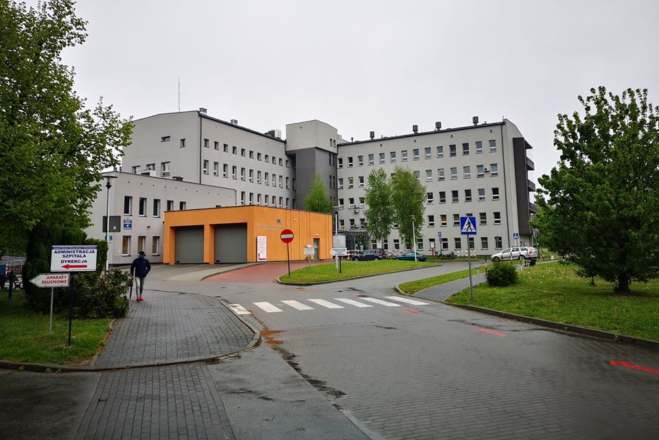 Oświęcimski SOR ponownie otwarty, w powiecie stwierdzono kolejne przypadki koronawirusa