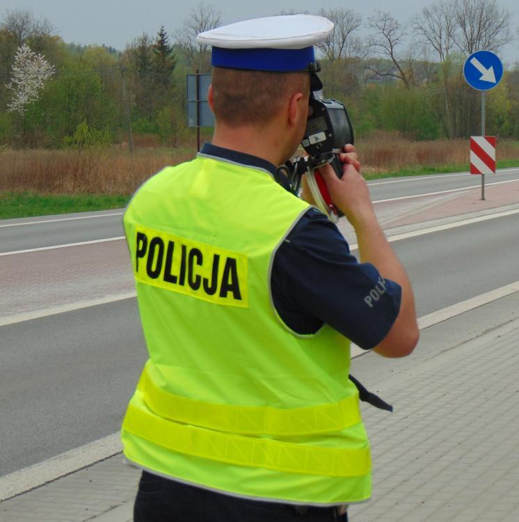 Kolejna policyjna akcja