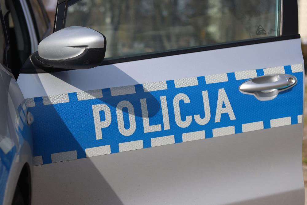 Przez pół powiatu policjanci eskortowali rodziców z poparzonym niemowlęciem do szpitala
