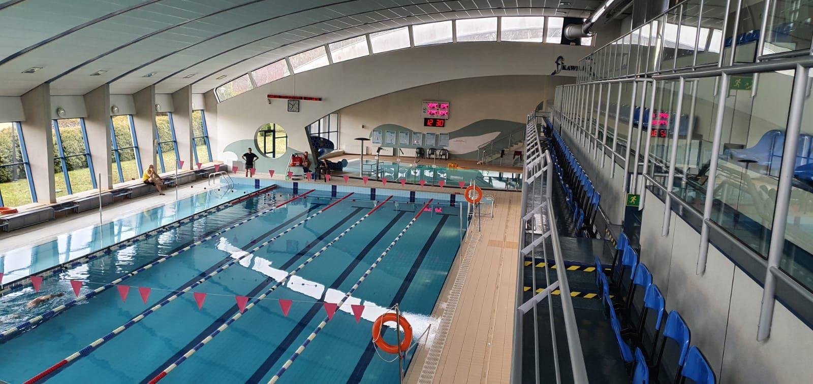 Kolejny basen podaje datę ponownego otwarcia