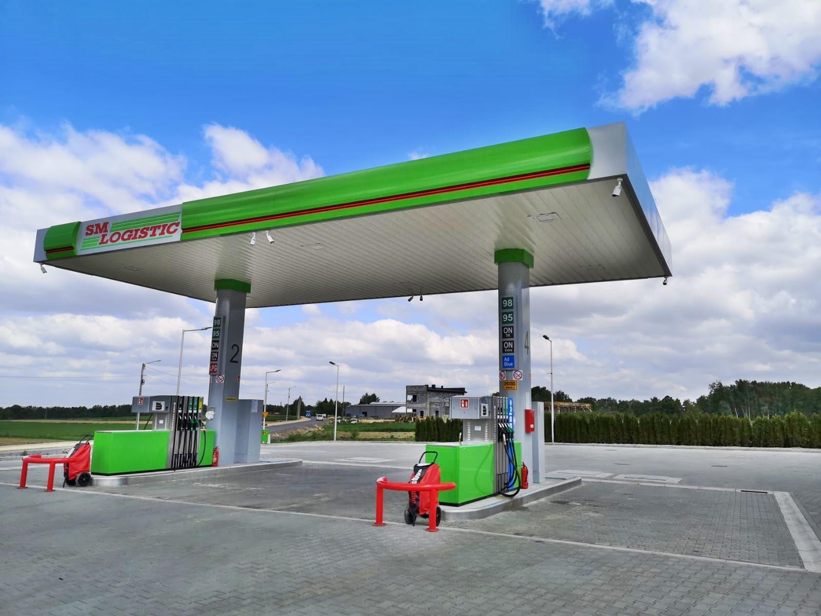 Doskonałe paliwo w super cenie na nowej stacji paliw SM LOGISTIC