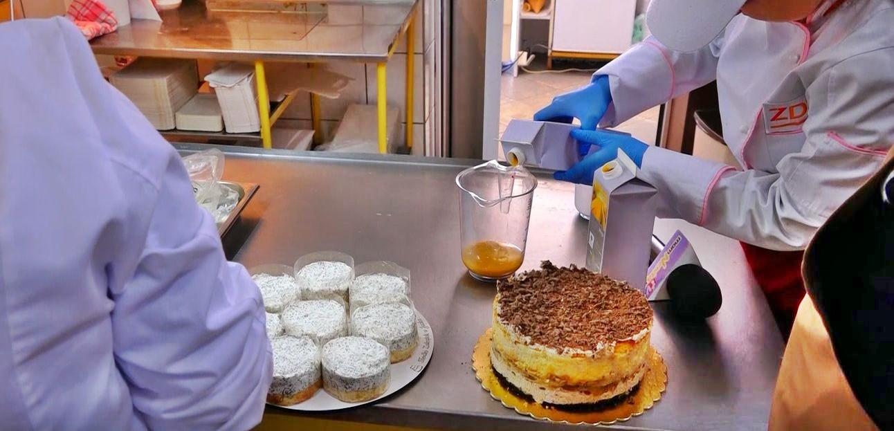 Popularny kierunek - Technikum Żywienia i Usług Gastronomicznych w ZDZ