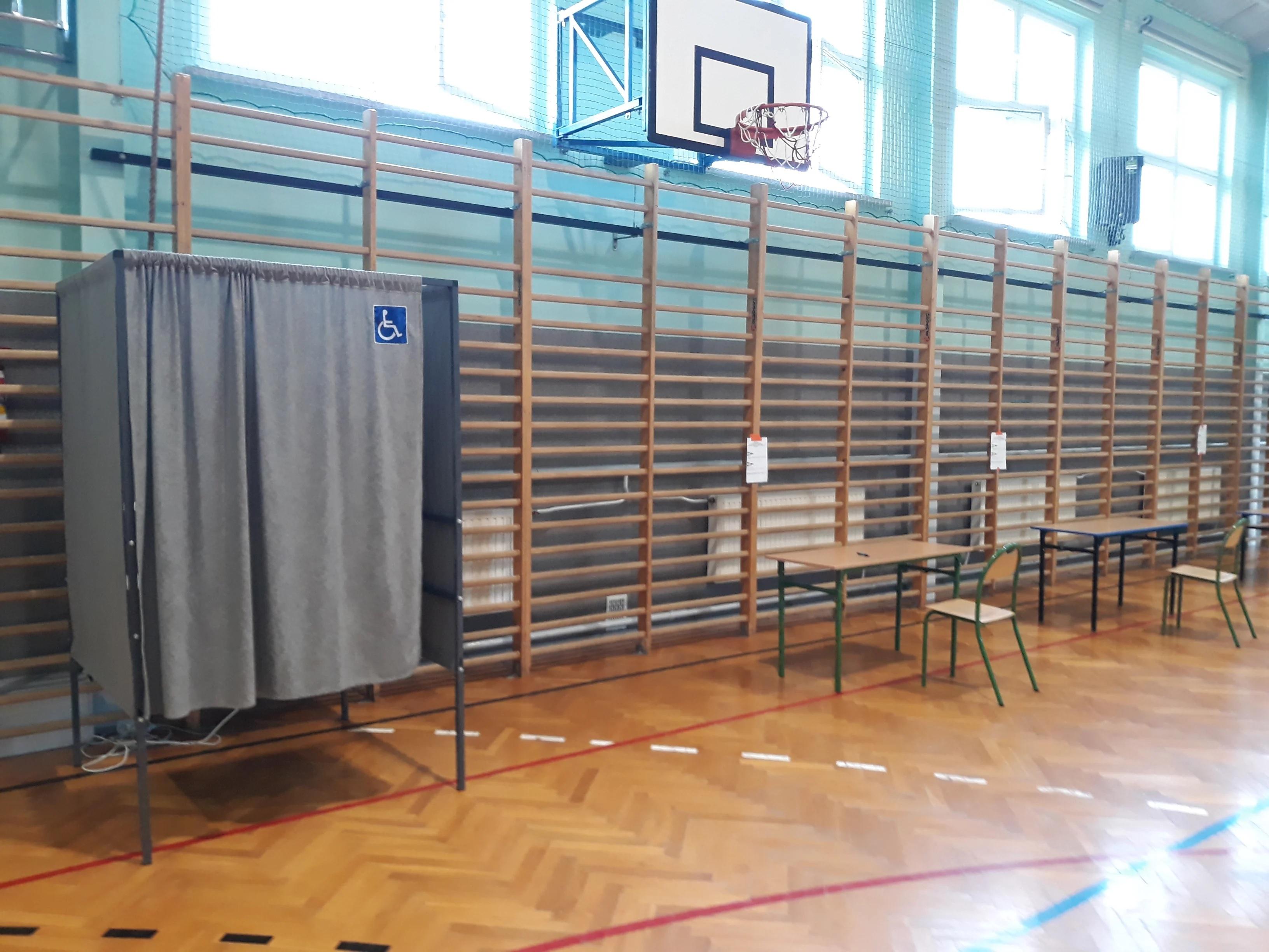 Nie odnotowano złamań ciszy wyborczej w regionie