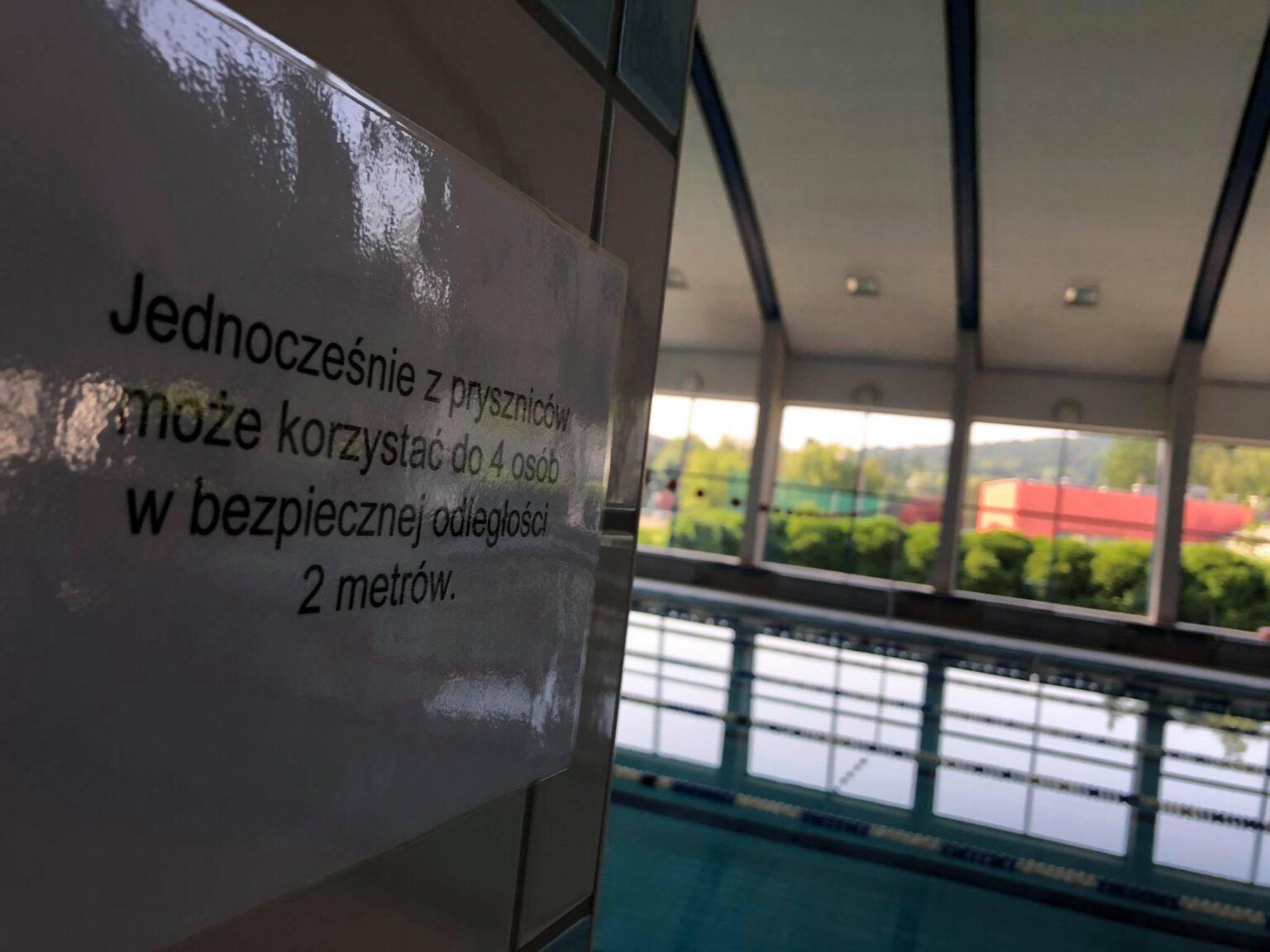 Kolejny basen w regionie otwarty. Co z basenem odkrytym w Andrychowie?