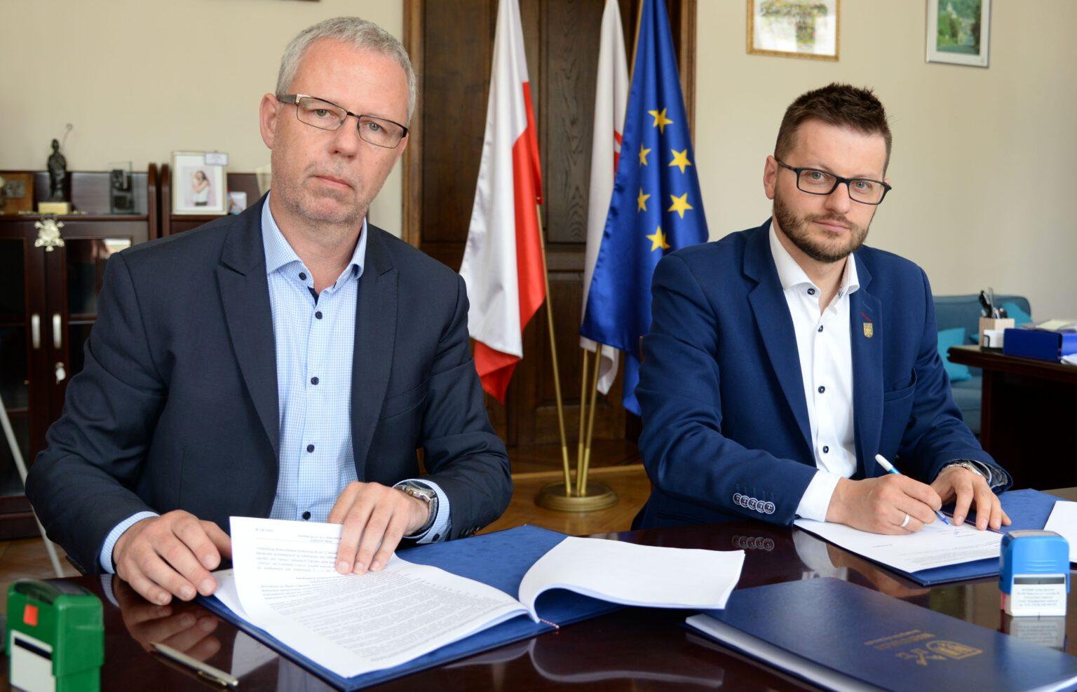 Podpisano umowę na budowę obwodnicy Wadowic. Koszt inwestycji to 73 mln zł!