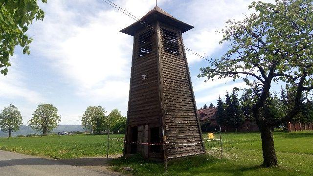 Gdzie podziała się dzwonnica z Roczyn?