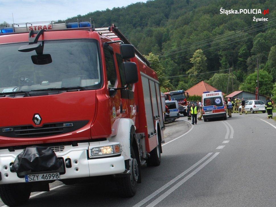 Lenka i Emilka straciły rodziców w tragicznym wypadku w Kocierzu. Ruszyła dla nich zbiórka