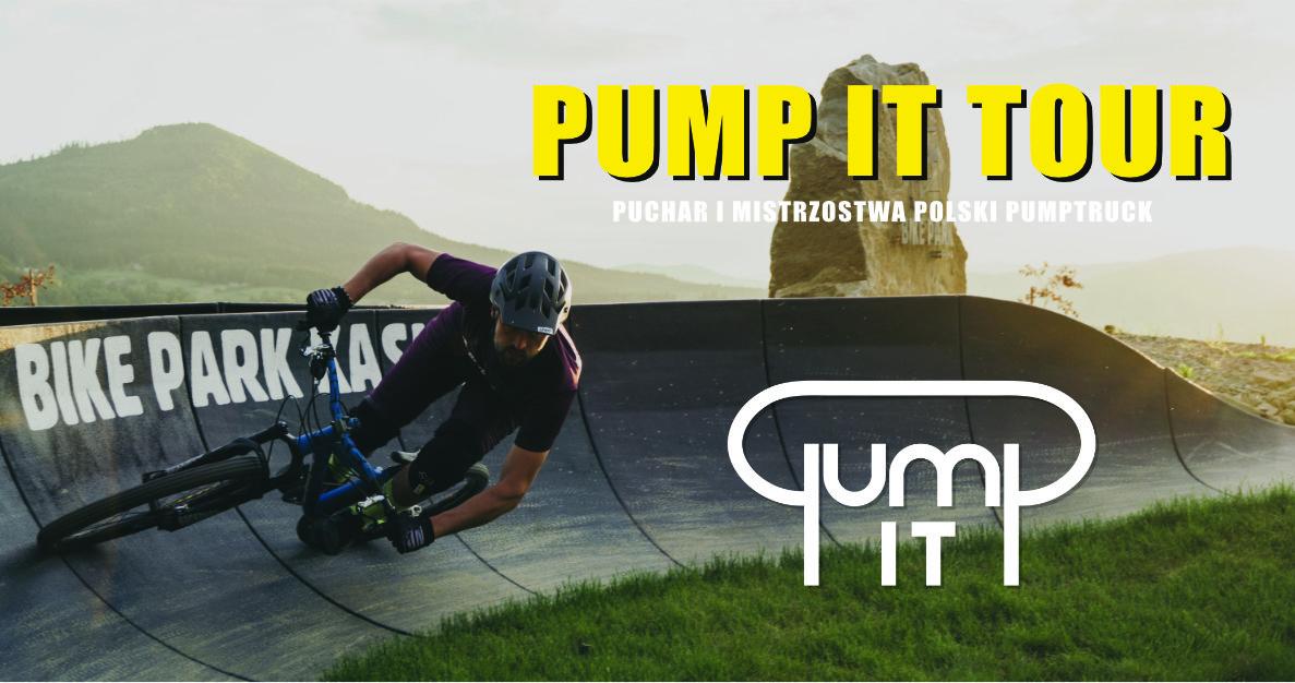 Projekt PUMP IT TOUR to możliwość rozwoju w nowej dyscyplinie sportowej - Pumptrack