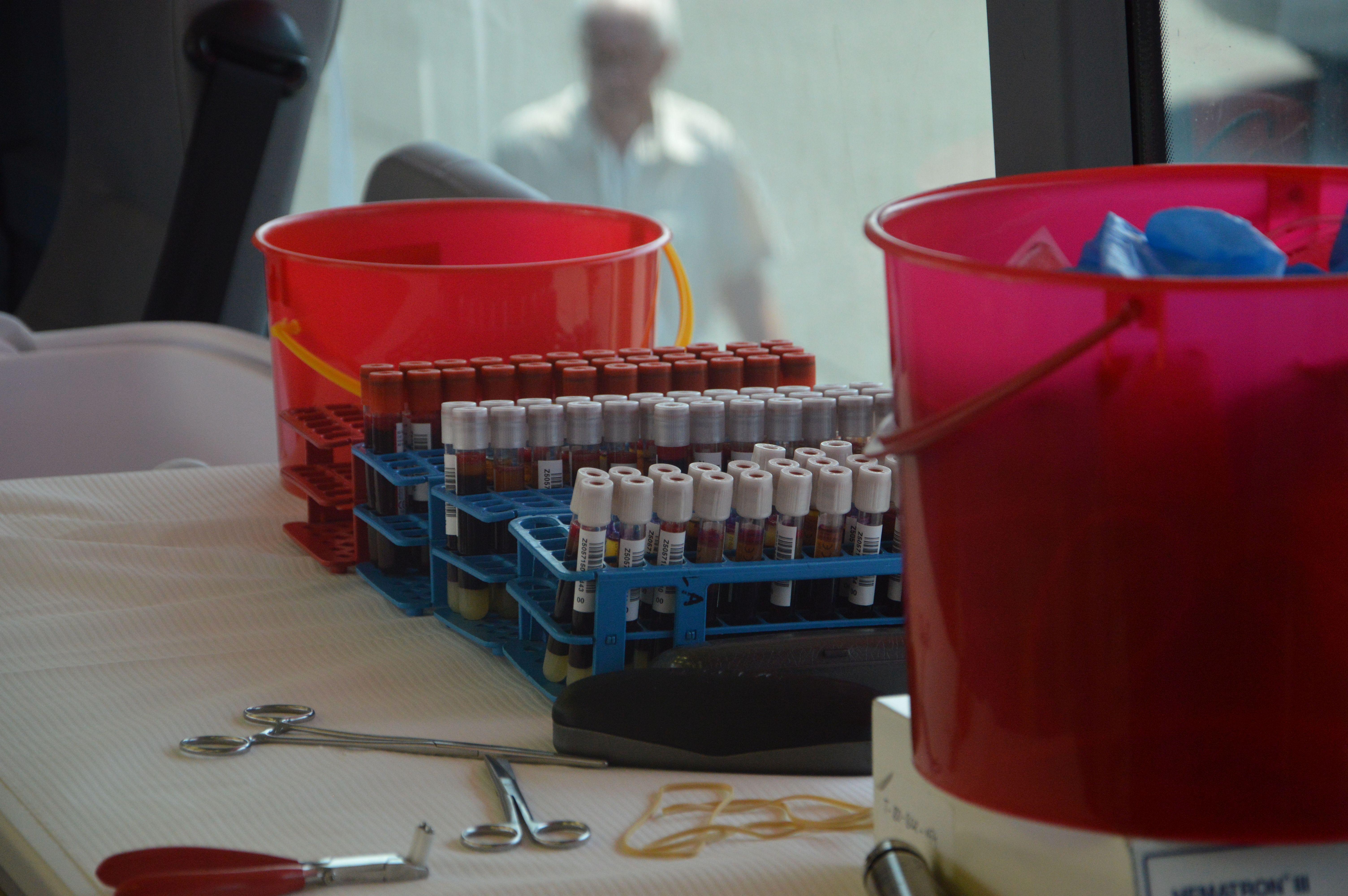 W niedzielę kolejna akcja krwiodawstwa