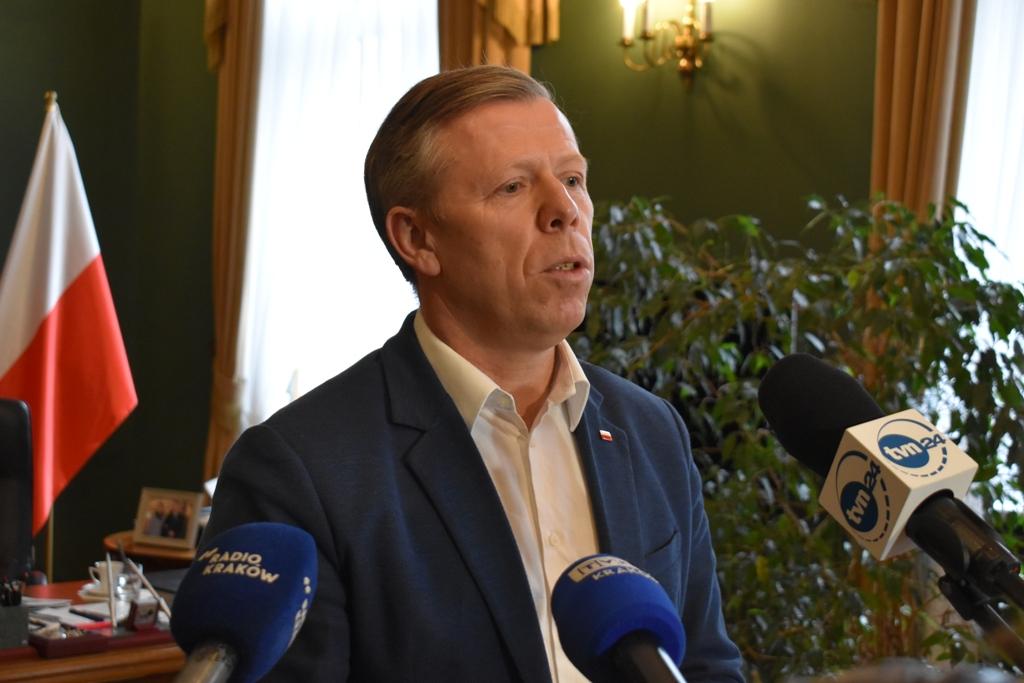 Premier odwołał wojewodę małopolskiego