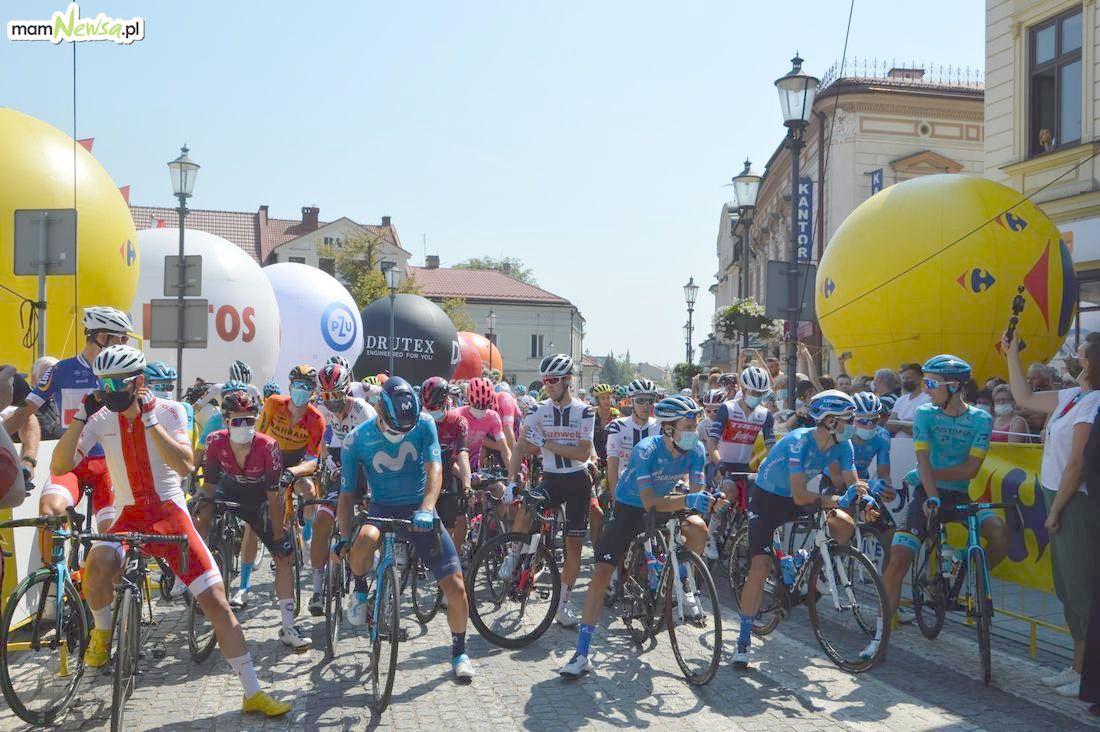 W niedzielę Tour de Pologne przez powiaty suski i wadowicki