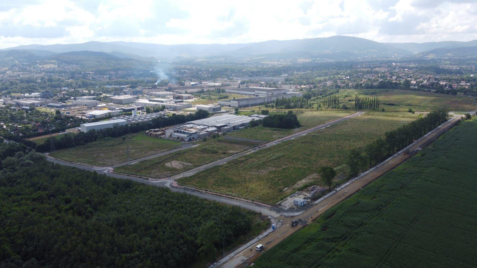 Dwie firmy rozpoczną jesienią budowę nowych zakładów w Andrychowie?
