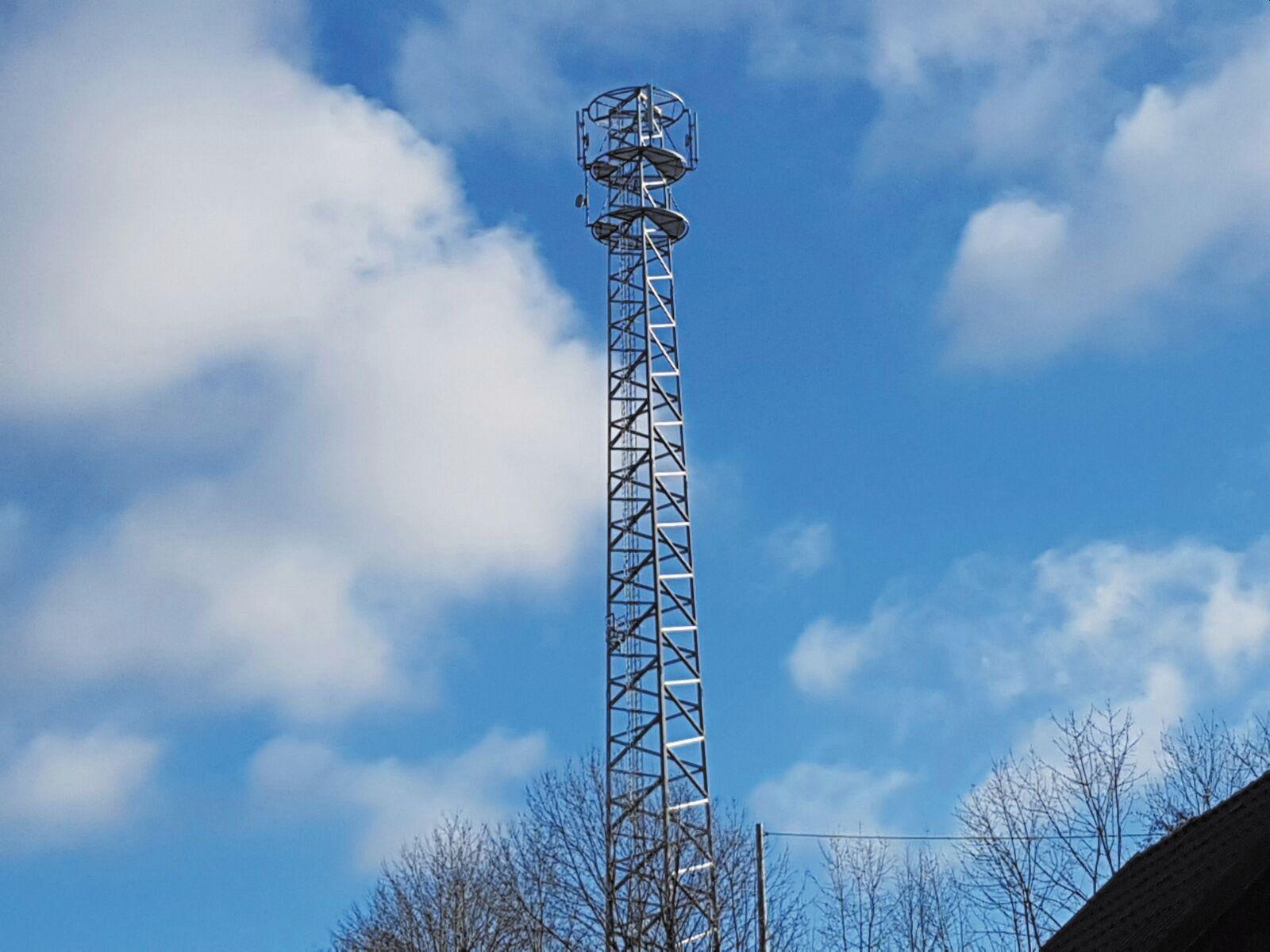 Trzeci nadajnik telekomunikacyjny w Rzykach! Teraz chce go budować T-Mobile