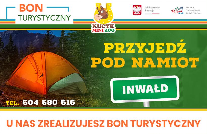 Przyjedź do Inwałdu – zrealizuj u nas Bon Turystyczny!