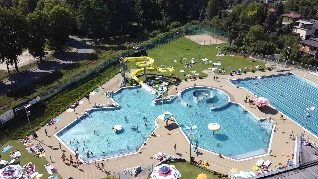 Ostatni weekend działalności basenu odkrytego w Andrychowie