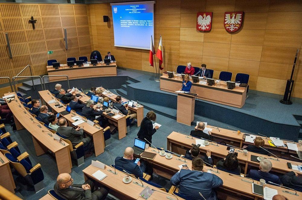 Radny wpisał do oświadczenia majątkowego grobowiec wraz z płytą za 30 tys. zł