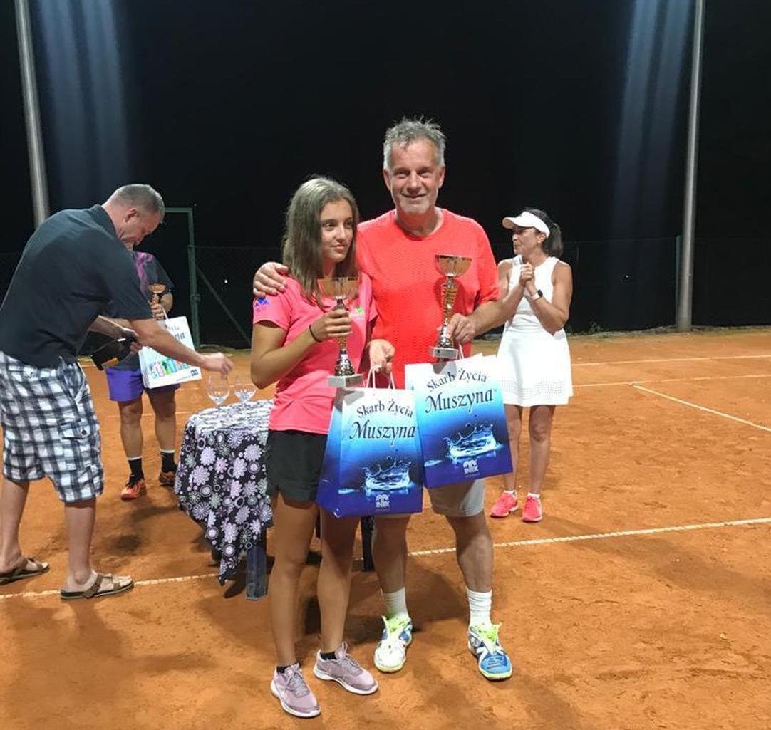 XI amatorski turniej tenisa ziemnego w Andrychowie [FOTO]