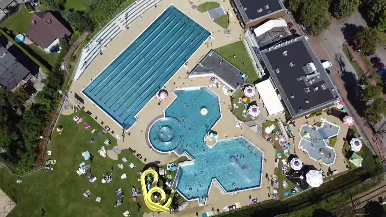 Wiadomo, ile osób odwiedziło basen w te wakacje