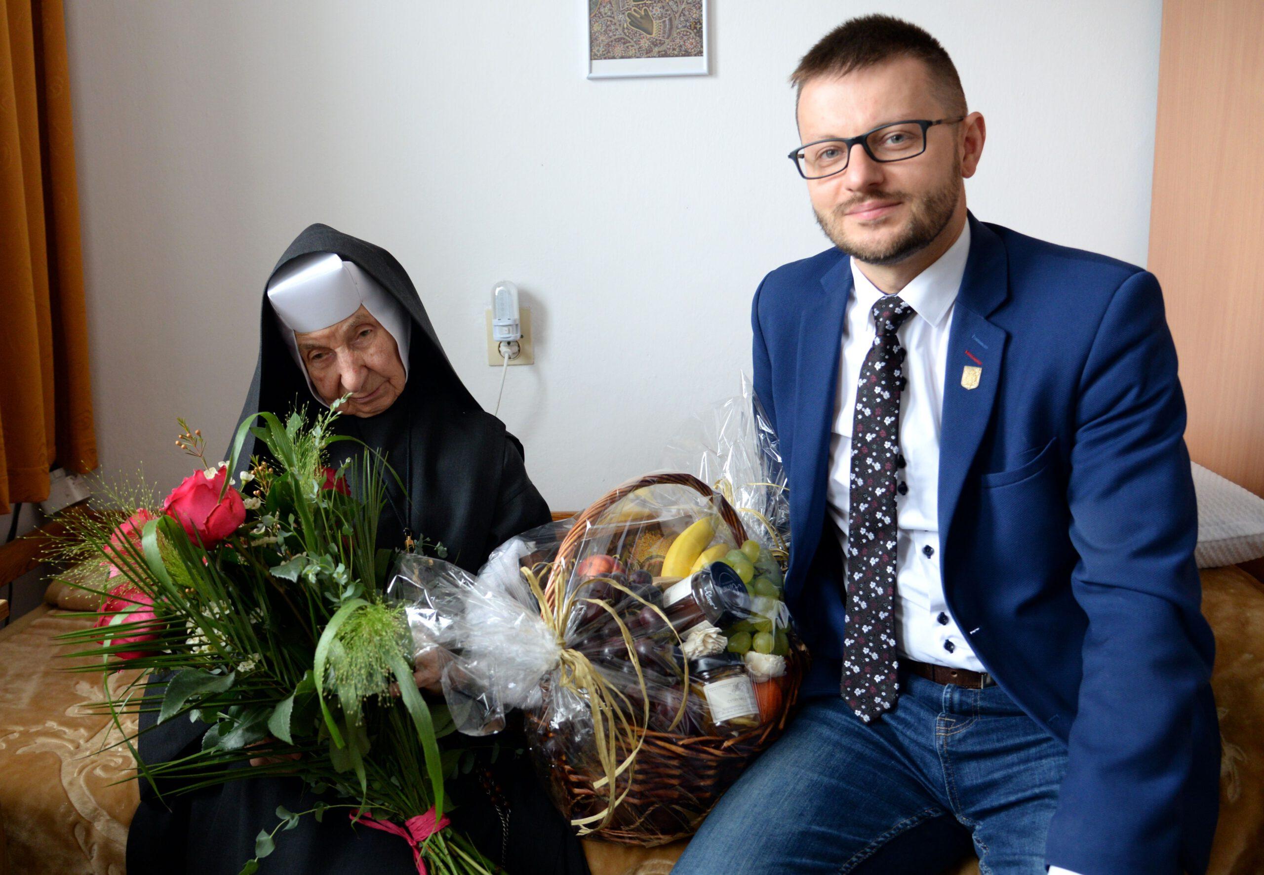 Zakonnica z Wadowic, siostra Adamina, skończyła 106 lat!