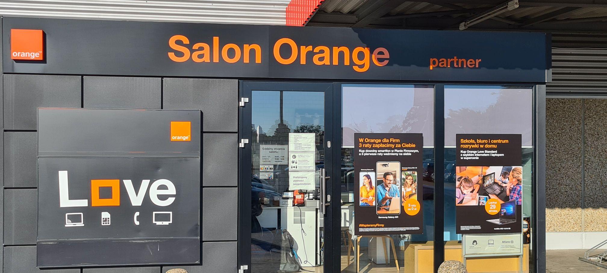 Orange płaci za Ciebie 3 pierwsze raty