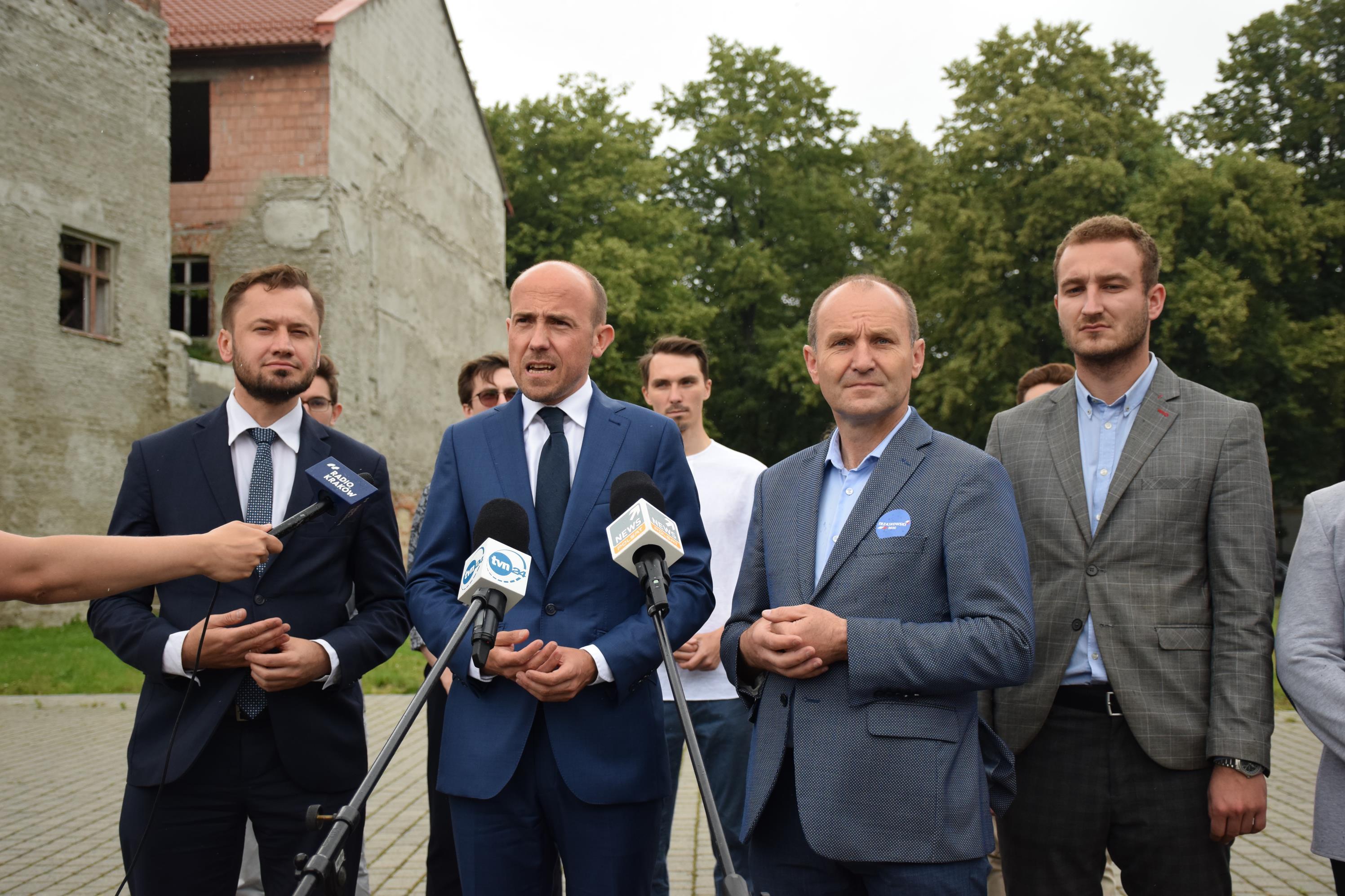 Transfer Marka Sowy do ruchu Hołowni?