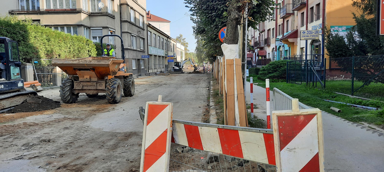 Tak powstają drogi, które mają być wizytówką miasta [FOTO]