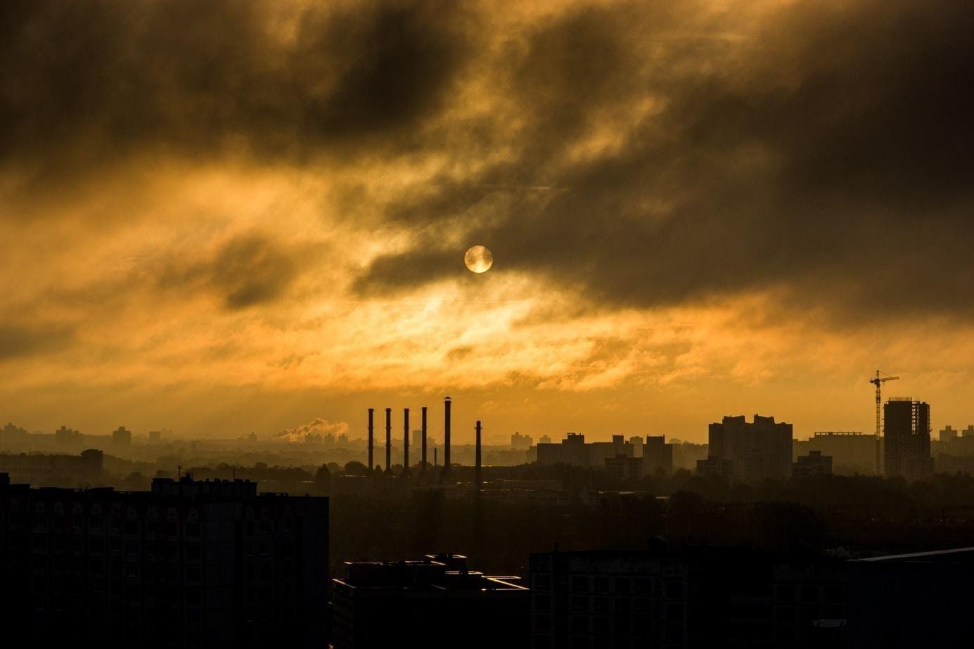 Oczyszczacz powietrza - ochrona przed smogiem?
