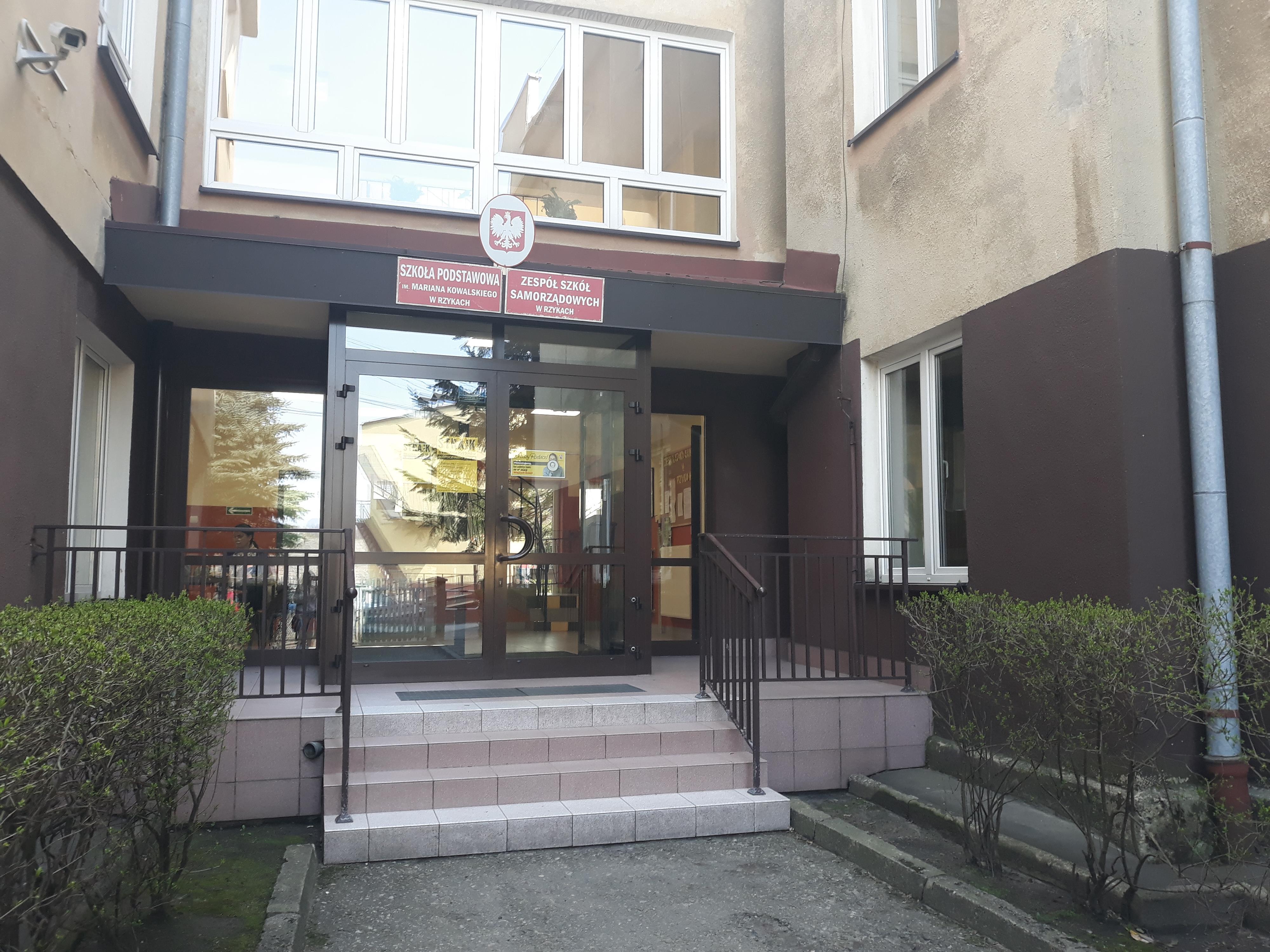 Koronawirus w przedszkolu w Rzykach