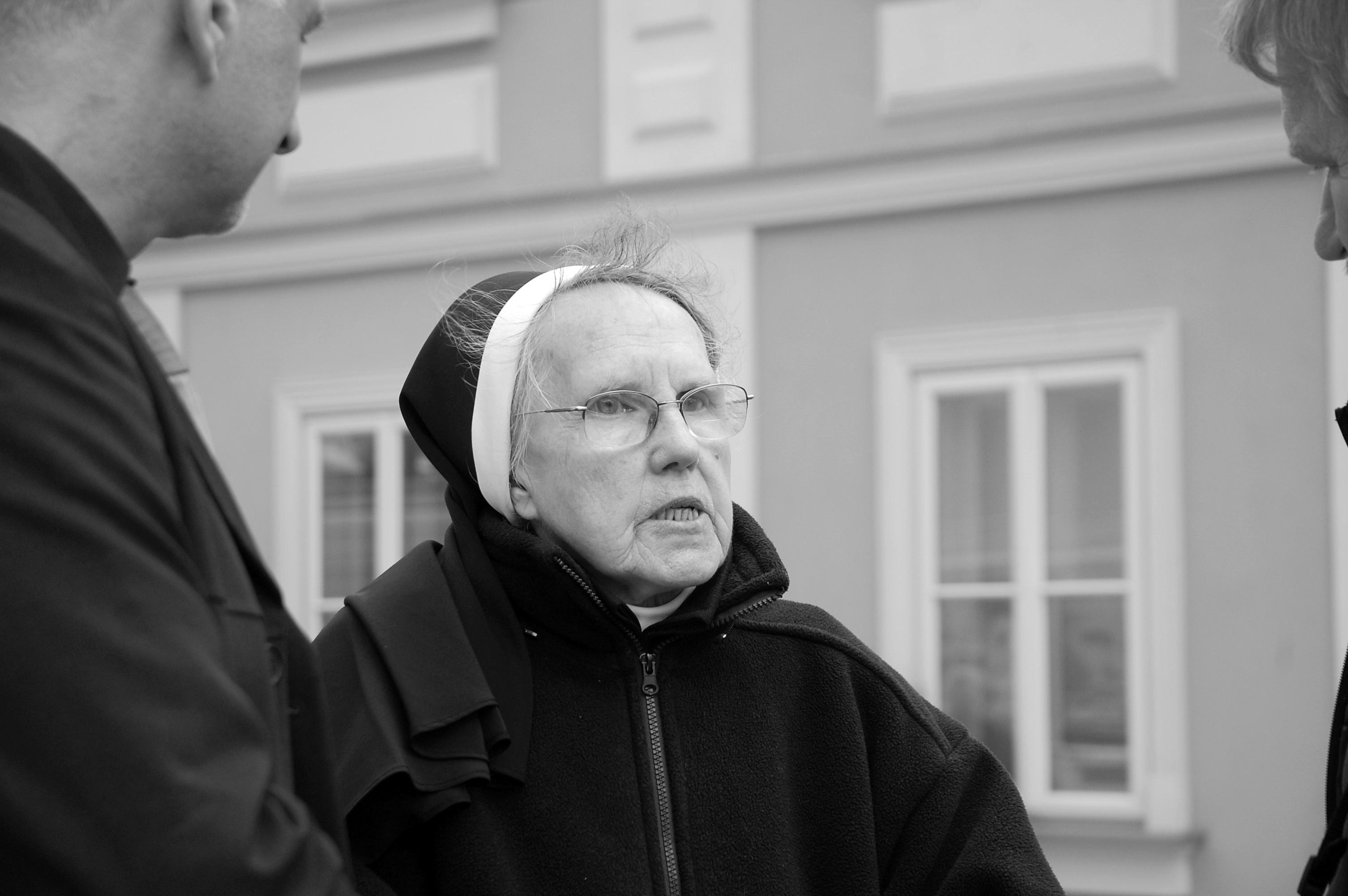 Nie żyje siostra Magdalena, kustosz papieskiego domu i nauczycielka religii