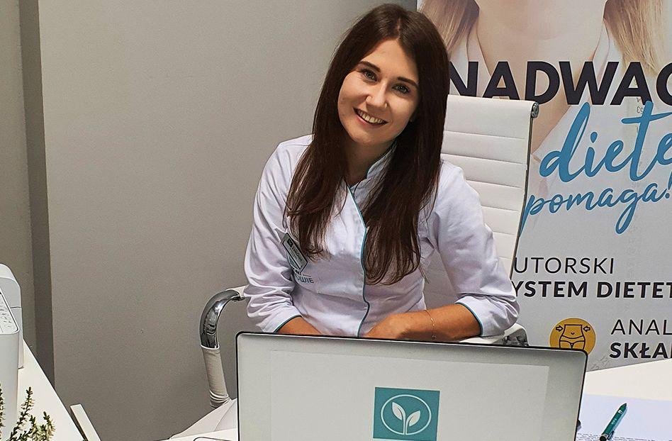 Bezpłatne konsultacje z dietetykiem Projekt Zdrowie w Andrychowie