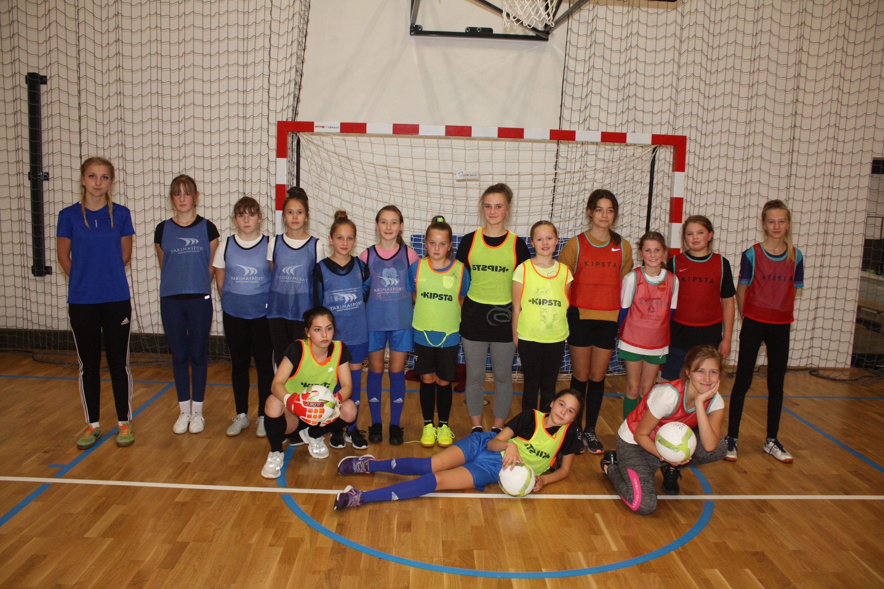 Trwa nabór do dziewczęcej drużyny piłkarskiej