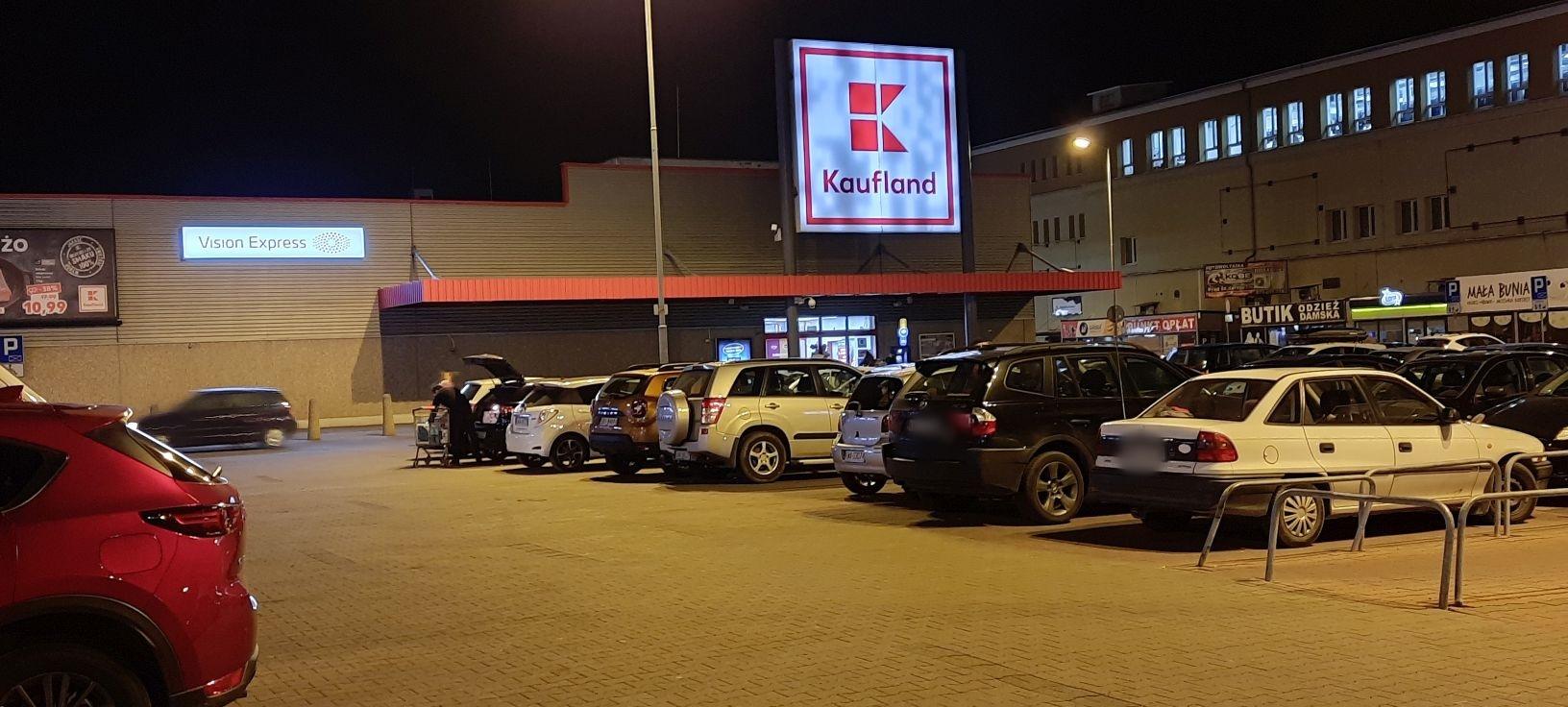 Incydent w Kauflandzie w Andrychowie. Klient posądzony o kradzież, której nie było