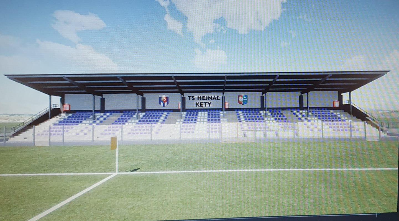 Tak ma wyglądać nowy stadion w Kętach