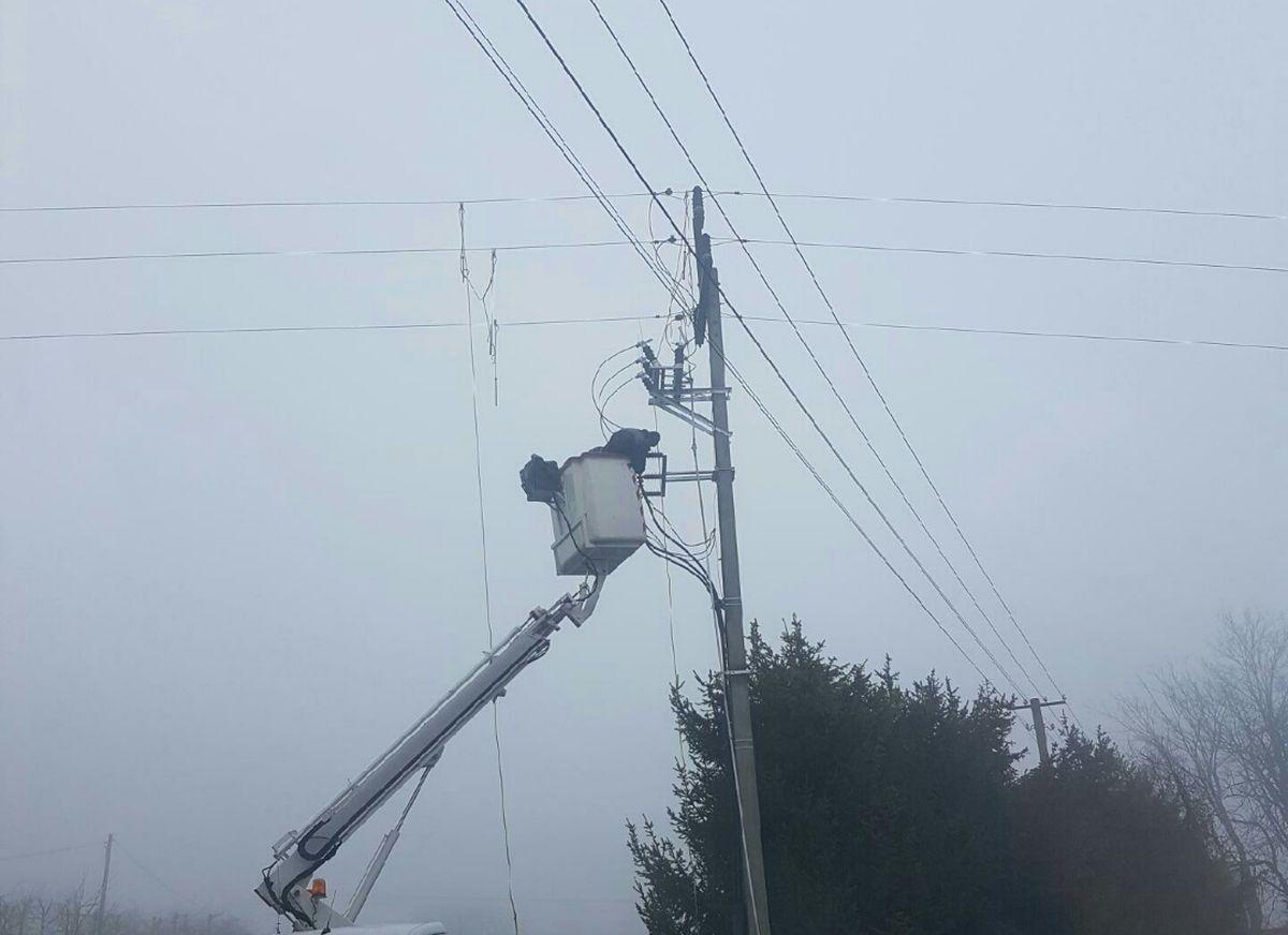 Część Andrychowa bez prądu. Do kiedy to potrwa?