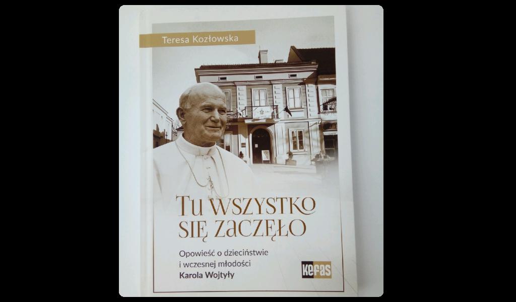 Wiele nieznanych faktów z dzieciństwa i młodości Karola Wojtyły w nowej książce o papieżu Polaku