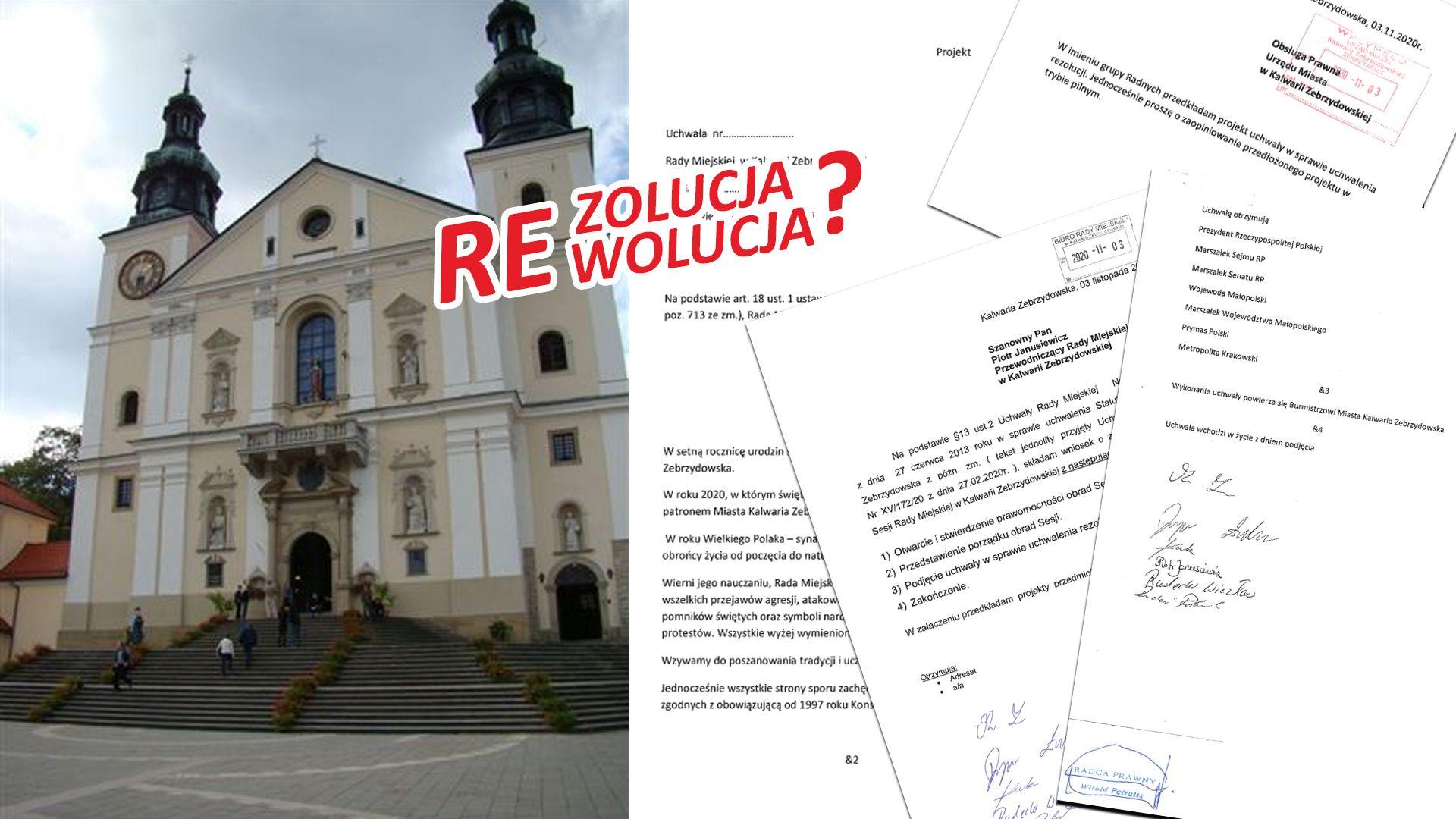 Będzie rezolucja w sprawie obrony kościołów?