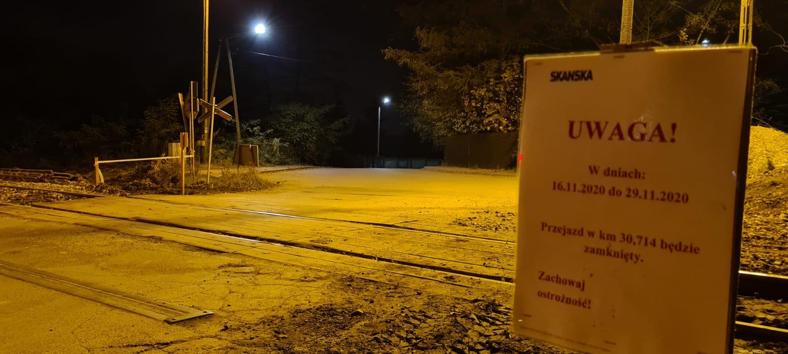 2 tygodnie objazdów. Zamknięty przejazd na osiedle w Andrychowie