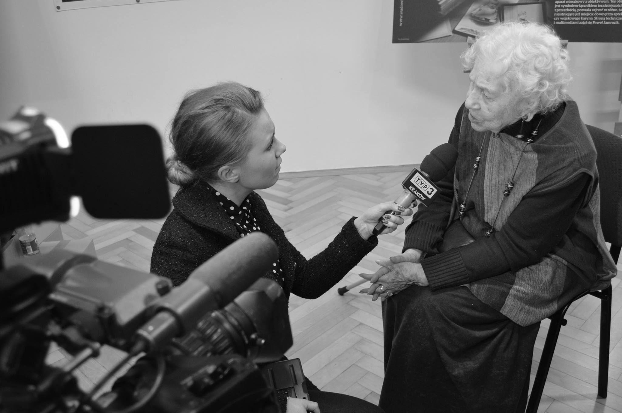 W wieku 99 lat zmarła szkolna przyjaciółka Karola Wojtyły